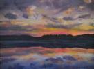 Cloud Reflection II